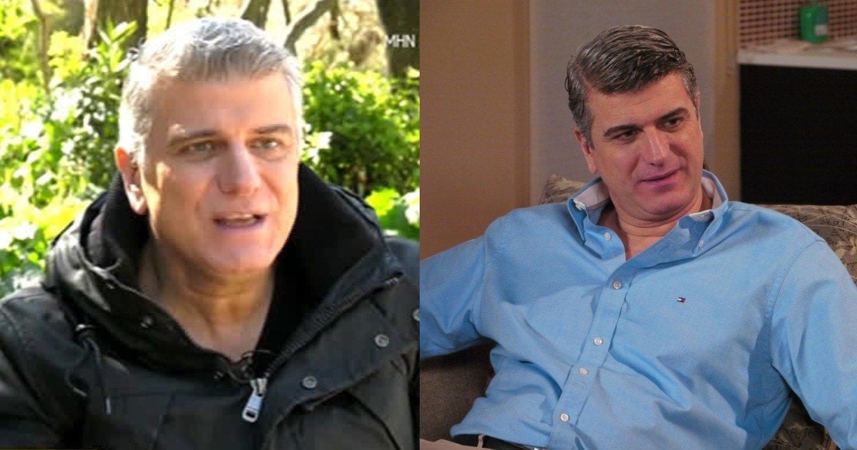 Βλαδίμηρος Κυριακίδης: «Υπήρχαν περιπτώσεις που με ρωτούσαν το όνομά μου και έλεγα άλλο»