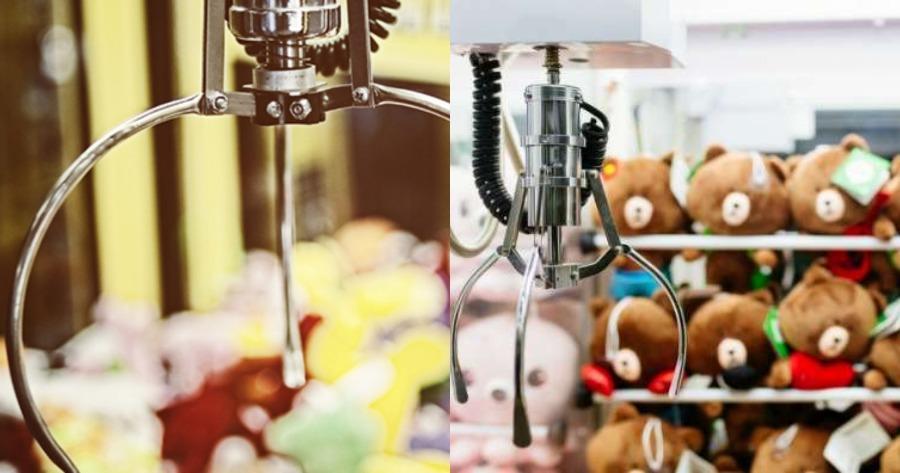 Βρέθηκε το κόλπο για να πιάσεις το αρκουδάκι στο μηχάνημα με τη δαγκάνα