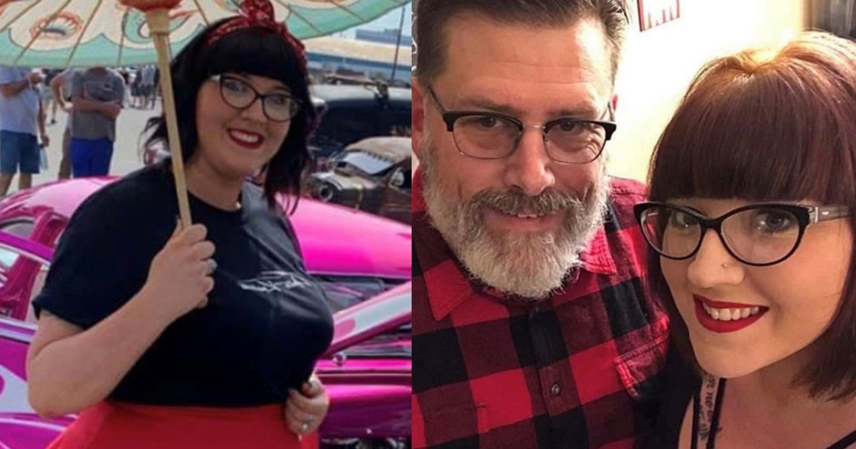 31χρονη παντρεύτηκε τον πατριό του άντρα της που είναι 29 χρόνια μεγαλύτερός της