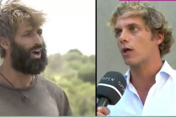 "Survivor 4 – Κρις Σταμούλης: ""Ο Αλέξης Παππάς έχει ξεφύγει! Ο χαρακτηρισμός σάπια ντομάτα δε μου άρεσε"" – Survivor"
