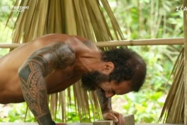 Survivor 4: Όλη η παραλία απαιτεί να φύγει ο Τριαντάφυλλος – «Κάνετε λες και θα πάρετε το έπαθλο» – Survivor