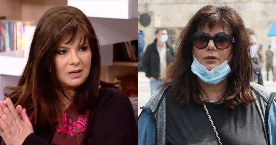 """Βάσια Παναγοπούλου: """"Έχω ακούσει πολλά, ότι δεν πήρα θέση κι έπρεπε να διώξω αμέσως τον ηθοποιό"""""""