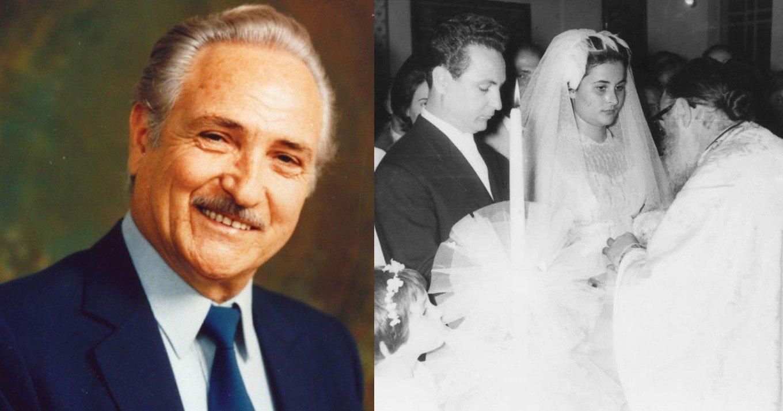Χρόνης Αηδονίδης: Τα 5 αδέλφια, η δουλειά ως λογιστής, τα 56 χρόνια γάμου και η ύψιστη τιμή