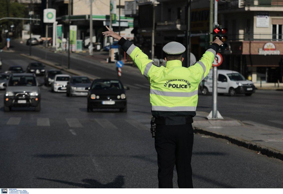 Επιχείρηση «Πάσχα στην πόλη»: Drones, μπλόκα παντού, έλεγχοι στα διόδια και αυστηρή παρουσία της ΕΛ.ΑΣ