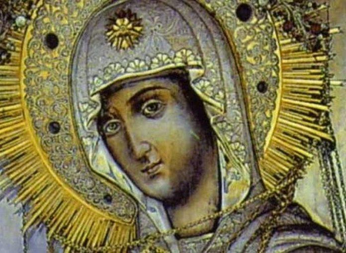 Η Παναγία η Γερόντισσα και η ιστορία της (ΦΩΤΟ)