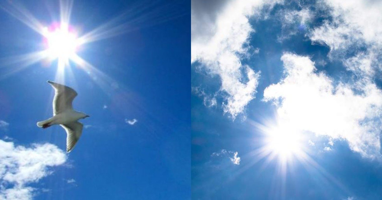 Καιρός: Ηλιοφάνεια, σκόνη και υψηλές θερμοκρασίες