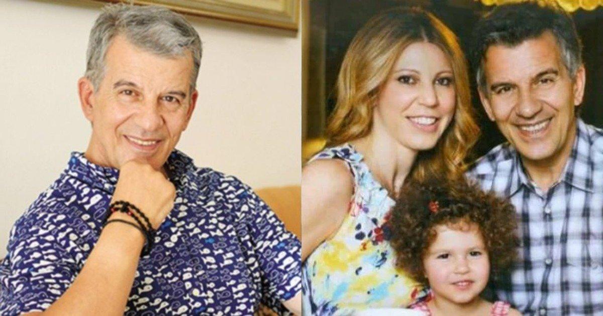 Γερολυμάτος: «Δεν μπορώ να μείνω πιστός σε μία γυναίκα. Η κόρη μου είναι 13 ετών και τα εγγόνια μου 15»