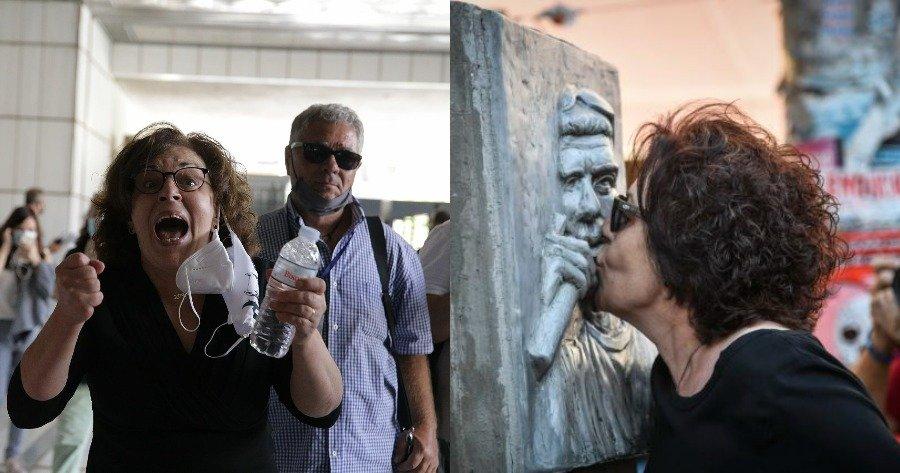 Ραγίζει καρδιές η Μάγδα Φύσσα: «Διαλύθηκαν οικογένειες. Σε λίγα χρόνια οι εγκληματίες θα είναι έξω»