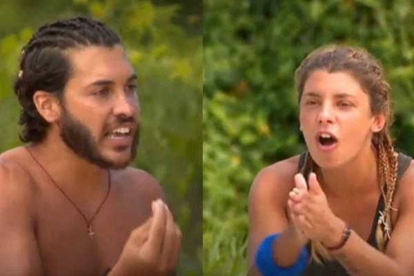"Survivor trailer 18/05: ""Ποιο είναι το πρόβλημα κοπέλα μου"" – Άγρια επίθεση στον Ασημακόπουλο λόγω… Σάκη! – Survivor"