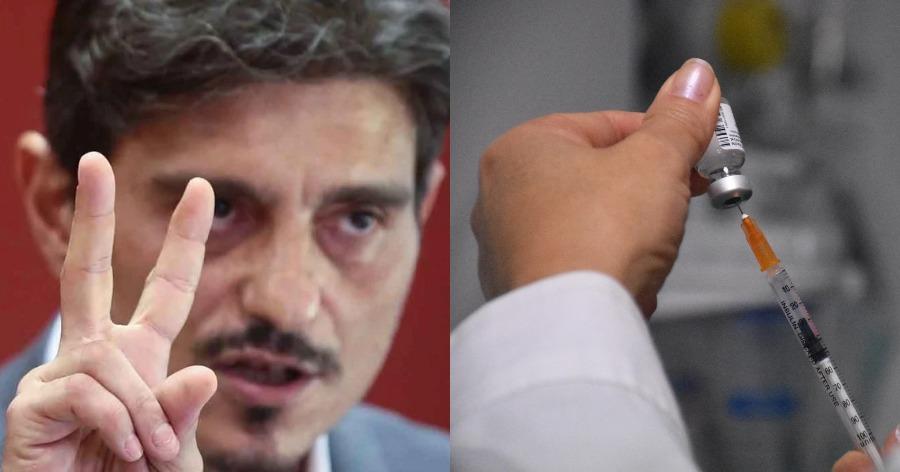 Δημήτρης Γιαννακόπουλος: «Δεν θα κάνω το εμβόλιο επειδή δεν θέλω να…»
