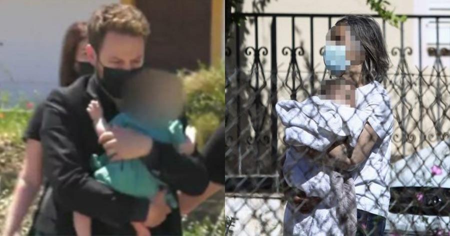 Γλυκά Νερά: Γι' αυτό οι αστυνομικοί του πήραν αμέσως το μωρό από τα χέρια