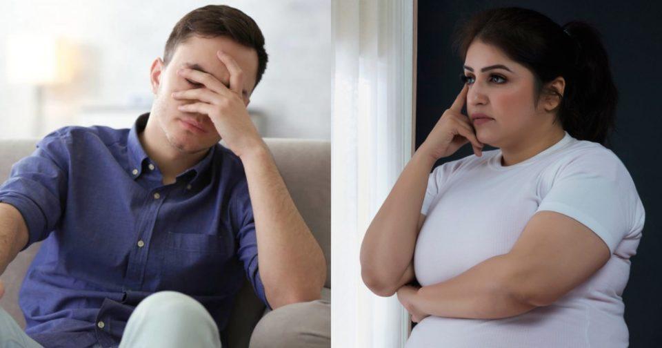 «Ντρέπομαι για τη γυναίκα μου επειδή είναι παχουλή. Είναι θέμα χρόνου να την απατήσω»