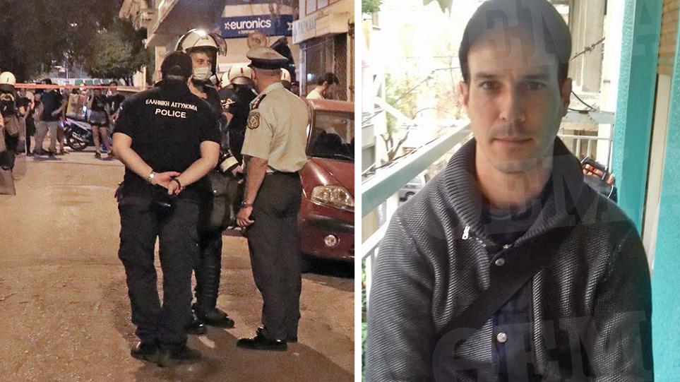 Συνελήφθη ο 35χρονος αλλοδαπός που βίασε την 50χρονη καθαρίστρια στα Πετράλωνα