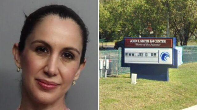 Έγκυος δασκάλα 41 ετών συνελήφθη για αποπλάνηση 15χρονου – Τα video αποκάλυψαν τη δράση της